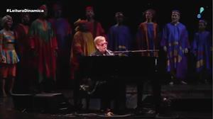 'O Rei Leão' comemora 20 anos em cartaz na Broadway com convidado especial