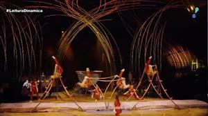 Cirque du Soleil traz ao Brasil a superprodução 'Amaluna'