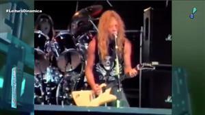 Metallica libera imagens inéditas de show na Dinamarca em 1986