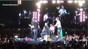 Coldplay surpreende com canção feita para SP e visita a hospital