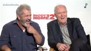 Mel Gibson e John Lithgow falam sobre atuação em comédia