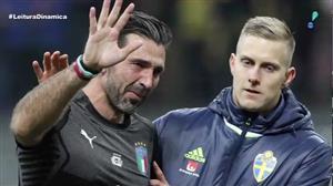 Itália perde vaga na Copa do Mundo e repercussão é imediata
