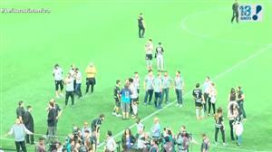 Corinthians bate o Fluminense e conquista seu 7º título do Brasileirão