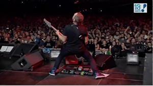 Pearl Jam libera clipe gravado em estádio de Chicago