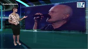 Phil Collins anuncia retorno ao Brasil depois de 41 anos