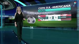 Flamengo perde jogo de ida da final da Copa Sul-Americana