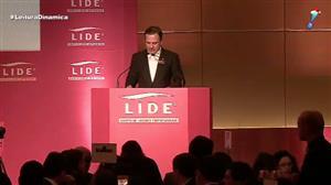 Lide entrega prêmio Líderes do Brasil a executivos de destaque no país