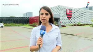 Torcida do Flamengo vive expectativa por título da Sul-Americana
