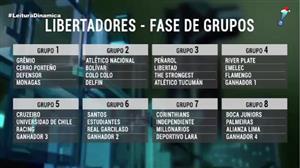 Brasileiros conhecem adversários na Libertadores e na Sul-Americana