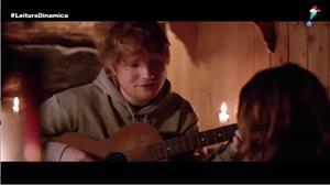 Ed Sheeran passa o Natal no topo das paradas com a canção 'Perfect'