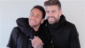 Veja íntegra da entrevista de Neymar ao ex-companheiro de Barcelona Piqué