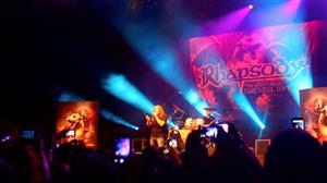 Veja momentos marcantes da turnê de despedida do Rhapsody em SP