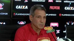Flamengo apresenta Paulo César Carpegiani para o lugar de Reinaldo Rueda
