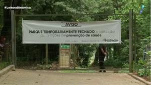 São Paulo reabre três parques que foram fechados por causa da febre amarela