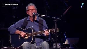 Astro da música Eric Clapton afirma em entrevista que está ficando surdo
