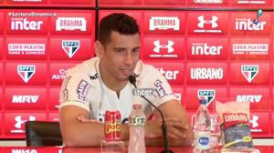 São Paulo apresenta o principal reforço para a temporada