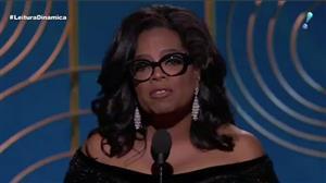 Pesquisa mostra que 35% dos norte-americanos querem candidatura de Oprah
