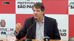 PF indicia Fernando Haddad por suposto caixa dois em 2012