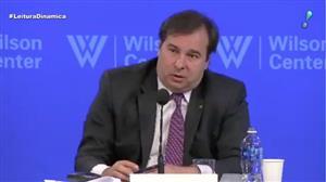 Rodrigo Maia diz que Bolsa Família escraviza as pessoas