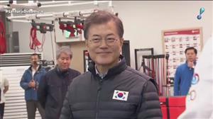 Atletas das Coreias do Sul e do Norte entrarão juntos nos Jogos de Inverno