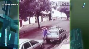 Reflexo incrível faz homem se livrar de acidente em Minas Gerais