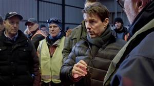 """Vídeo de bastidores mostra Tom Cruise em cena de """"Missão Impossível"""""""