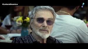 Veterano Burt Reynolds vive antigo dublê e estrela de cinema em filme