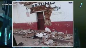 Terremoto de magnitude 7,5 atinge o sul do México