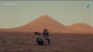 Banda 'Ego Kill Talent' divulga clipe gravado no deserto do Atacama