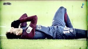 Neymar chega a Belo Horizonte para realizar cirurgia no pé direito
