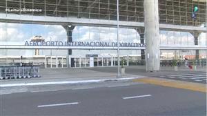 Criminosos invadem aeroporto de Campinas e roubam R$ 16 milhões