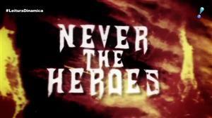 Judas Priest divulga lyric video de 'Never The Heroes'
