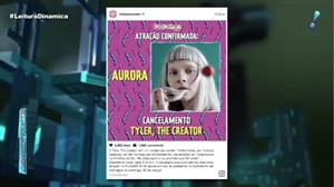 Norueguesa 'Aurora' substituirá 'Tyler, The Creator' no Lollapalooza