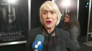 """Helen Mirren fala de seu personagem em """"A Maldição da Casa Winchester"""""""