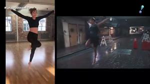 Taylor Swift divulga vídeo com ensaio de dança usada em clipe