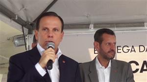 João Doria quer que candidato a vice-governador saia do partido de Kassab