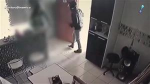 Homem tenta matar mulher no local de trabalho dela no interior de SP
