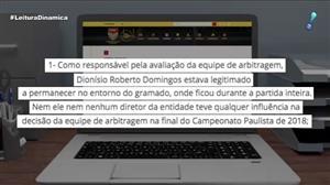Federação Paulista rebate reclamações do Palmeiras sobre final do Paulistão