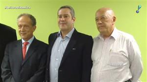 Rogério Caboclo é eleito presidente da CBF