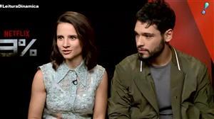 Elenco fala sobre 2º temporada da série brasileira 3% na Netflix