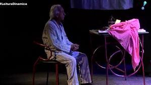 No Rio, peça conta a história de vida do ator Flávio Migliaccio