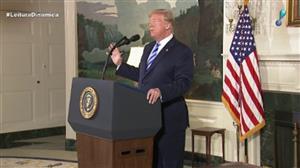 Estados Unidos anunciam saída de acordo nuclear com o Irã