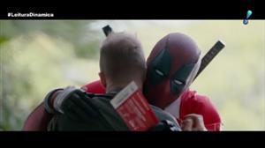 Kombi de pamonha passeia pelas ruas de São Paulo para divulgar 'Deadpool' 2