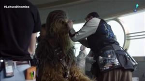 Vídeo dos bastidores de 'Han Solo: Uma História Star Wars' é divulgado