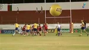 Brasil e Colômbia se enfrentam pelo Sul-Americano de Rugby