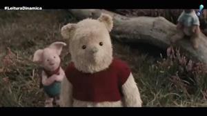 'Christopher Robin', filme do Ursinho Pooh, tem primeiro trailer divulgado