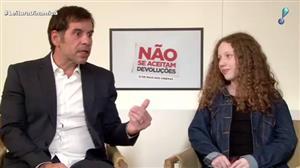 'Não Se Aceitam Devoluções' conta história de amor entre pai e filha