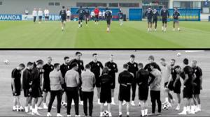 Croácia e França fazem últimos ajustes antes da grande final da Copa
