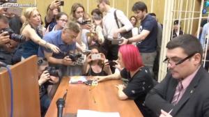 Rússia condena jovens que invadiram final da Copa a 15 dias de prisão