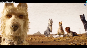 Animação 'Ilha dos Cachorros' é uma das estreias da semana nos cinemas